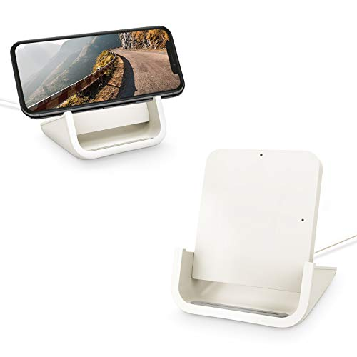 10/7.5/5W Qi-Certified Wireless Charging Stand  $7.77 at Amazon