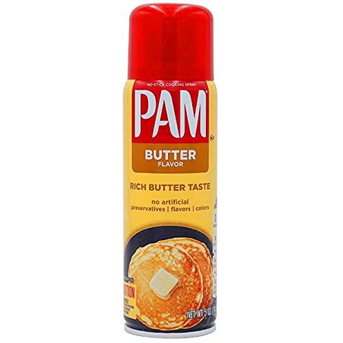 Pam Butter Flavor Cooking Spray