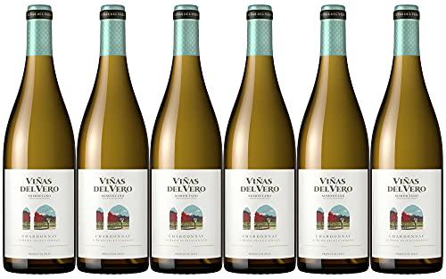Viñas Del Vero Chardonnay Colección - Vino D.O. Somontano - 6 botellas de 750 ml - Total: 4500 ml
