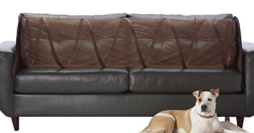 Couch Defender: Keep Pets Off of Your Furniture! (Dark Brown)