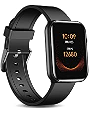 TicWatch GTH smartwatch with Built-in GPS Body Temperature Measurement Heart Rate Monitoring