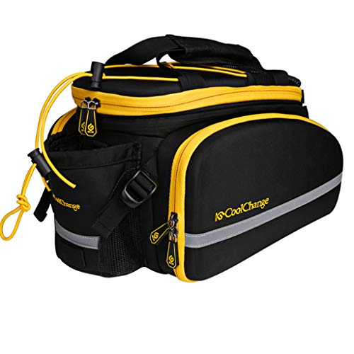 Great Price! Socean Riding Mountain Road Bike Hard Shell Camera Bag Camel Bag Rear seat Shelf Equipm...