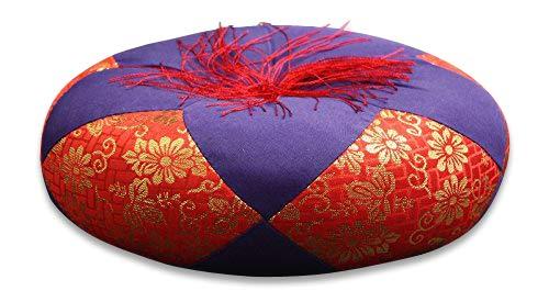 京仏壇はやし 仏具 丸布団 都 4号 (約12cm) ※おりん、木魚、木柾用のおふとんです。