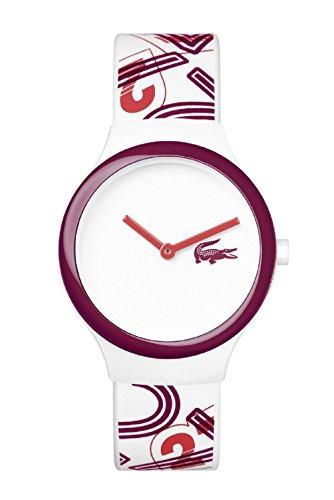 Lacoste Unisex Serie 111 Watch Goa Reloj 2020127