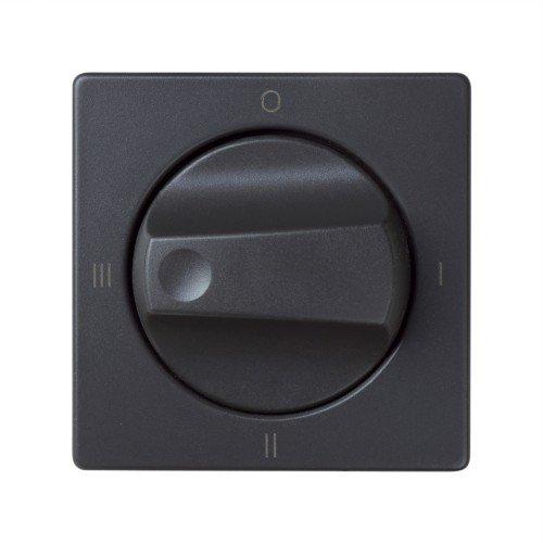 Simon 82079-38 - Tapa+Boton Conmutador Rotativo 4 Posic.
