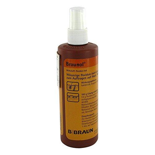BRAUNOL Schleimhautantisepti 250 ml