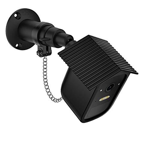 HOLACA Kamera-Diebstahlschutz-Wandhalterung für eufyCam 2C, wetterfest, um 360 Grad verstellbar, für Innen- und Außenbereich, Abdeckung für eufyCam 2C