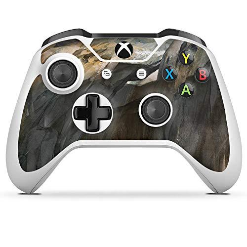 DeinDesign Skin kompatibel mit Microsoft Xbox One S Aufkleber Folie Sticker Puma Raubkatze Wild