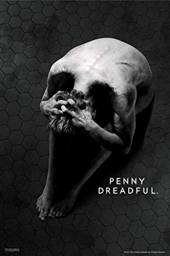 Pyramid America Penny Dreadful Skull Horror TV Show Showtime Merchandise Television Series Cool Wall Decor Art Print Poster 24x36