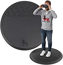 VR Ninjas Virtual Reality Gear Gaming Mat   The Original Non Slip, Comfortable Cushion Floor Mat For Position Orienting   Foam Anti Fatigue Mats   Premium Accessories For Game Room   PSVR FR XR AR