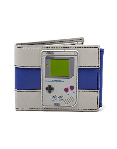 Preisvergleich Produktbild Nintendo Geldbörse Gameboy Badge
