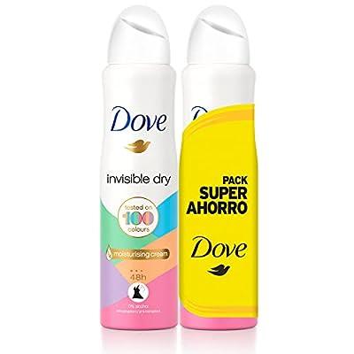 Dove Invisible Dry Desodorante