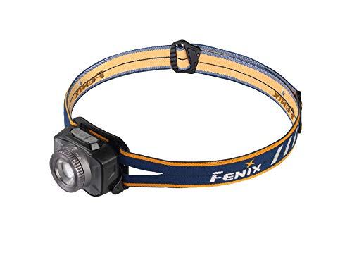 Fenix HL40R fokussierbare LED Stirnlampe - grau