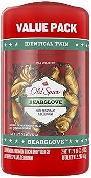 2-Pack Old Spice Bear Glove Antiperspirant & Deodorant