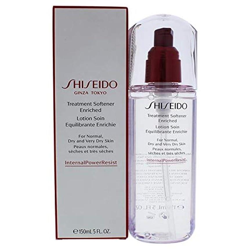 スチュアート島ウォルターカニンガムライラック資生堂 Defend Beauty Treatment Softener Enriched 150ml/5oz並行輸入品