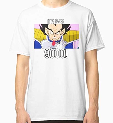 Magomed080820a801 PA Shirt Gr. S, Vegeta It's Over 9000 Classic T-Shirt
