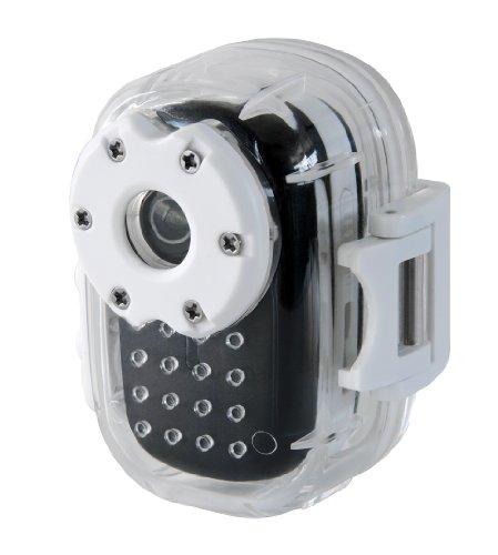 Bresser 9633500 HD Action Kamera (3Megapixel, 30fps, 1280 x 720 Pixel, micro-SD Kartenslot) schwarz