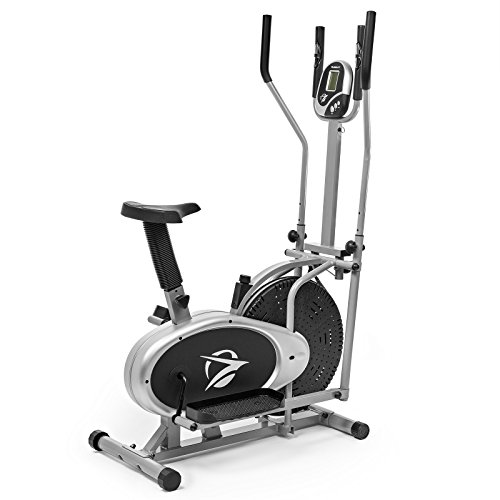 Plasma Fit Elliptical Machine Cross...