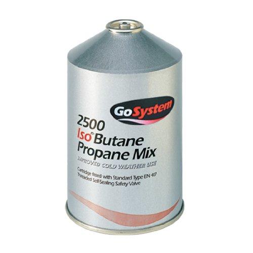 Go System G2500 Cartridge - Gaskartusche 445g 103x103x161mm