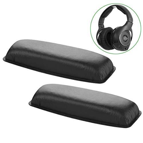 Geekria Stirnbandpolster Ersatz für Sennheiser RS160 RS170 RS175 RS180 Kopfband Schutzkissen Ersatz-Kopfband Kopfband Komfortkissen
