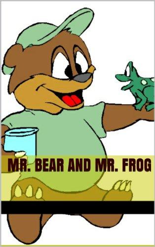 Mr. Bear and Mr. Frog (English Edition)