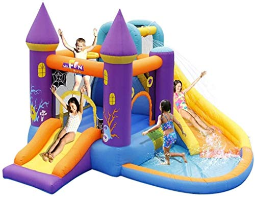 Great Features Of ANXIANG Children's Inflatable Castle Inflatable Castle Slide Inflatable Children S...