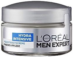 L'Oréal Paris Men Expert Hydra Intensive Feuchtigkeitscreme, 50ml