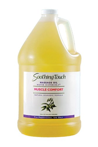 Learn More About Soothing Touch W67359G Muscle Comfort Oil, 1 Gallon