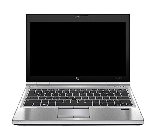 Review HP EliteBook 2570p 12in Notebook PC - Intel Core i5-3320M 2.6GHz 8GB 250GB Windows 10 Profess...