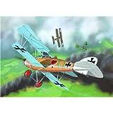 Revell 04062 - Maqueta de avioneta Albatross D.III (23 Piezas)