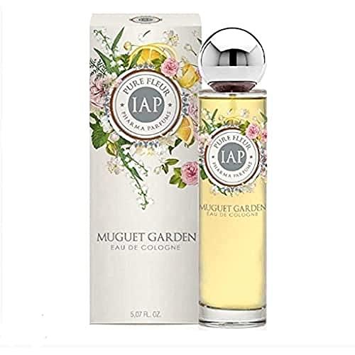 IAP Pharma Parfums Pure Fleure Muguet Garden - Eau de Toilette - Mujer - 150 ml