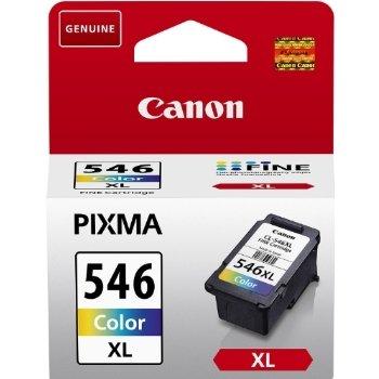 Canon CL-546XL Cartuccia d'Inchiostro, Ciano/Magenta/Giallo