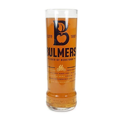 Tuff-Luv Pinta de Cristal/Vasos/Barware CE 20 oz para Bulmers