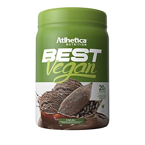 Best Vegan - 500g Cacau, Athletica Nutrition