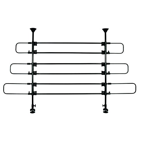 Precision Pet 6-Bar Universal Vehicle Barrier