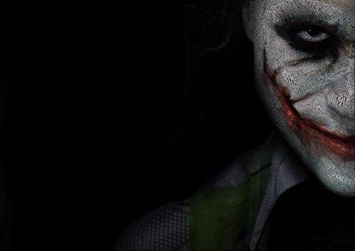 Poster New Joker Dark Night Batman Art
