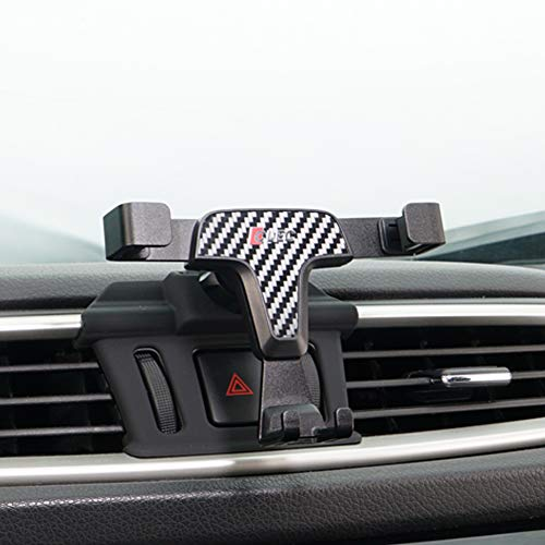 Phone Holder for Nissan Rogue,Dashboard Air Vent Adjustable Cell Phone Holder for Nissan Rogue 2019 2018 2017,Car Phone Mount for iPhone 7 iPhone 6s iPhone 8,for Samsung,Smartphone for 4.7/5 in