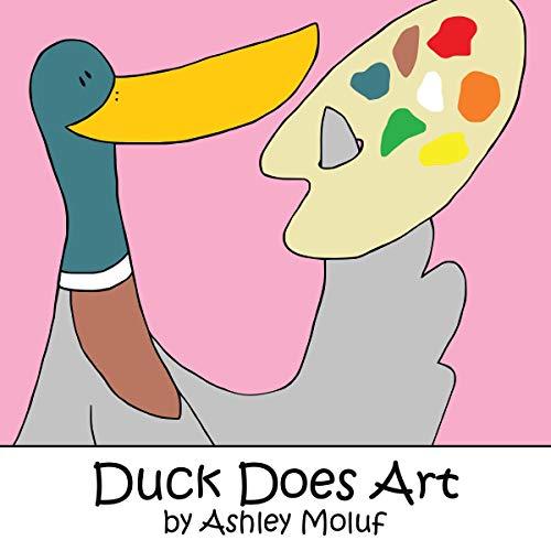 Duck Does Art cover art