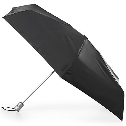 My Daily Cute Panda Doodle Travel Umbrella Auto Open Close UV Protection Windproof Lightweight Umbrella