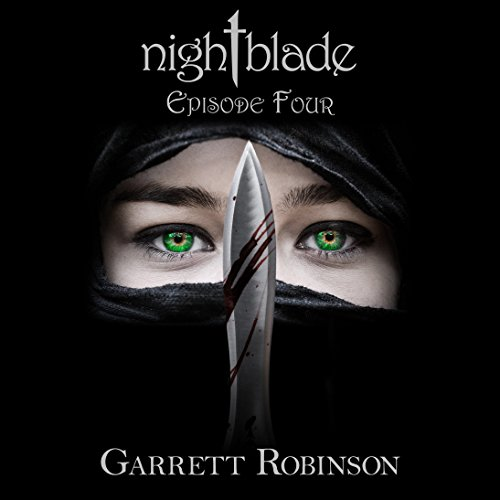 Couverture de Nightblade: Episode Four
