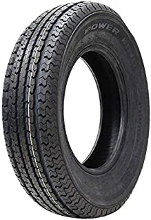Power King Towmax STR II Trailer Radial Tire-ST205/75R15 126L