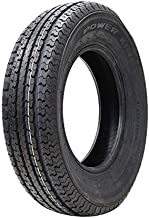 Power King Towmax STR II Trailer Radial Tire-ST225/75R15 126L
