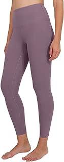 Ankle Length High Waist Power Flex Leggings - 7/8 Tummy...
