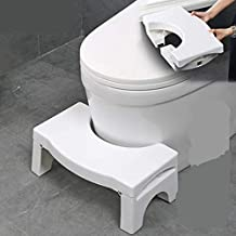 Chairs Non-Slip Toilet Foot Stool Folding Children Potty Footstool Professional Toilet Auxiliary Stool