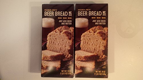 Trader Joe's Beer Bread Mix ( 2 PACK)
