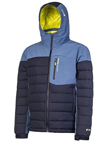 Protest - Mount 17 Herren-Ski-Jacke. XXL blau
