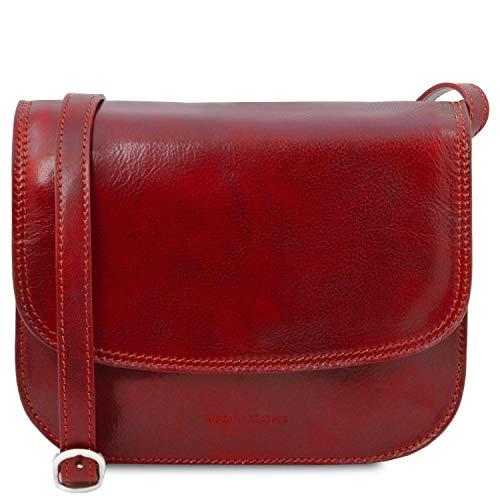 Tuscany Leather Greta Borsa in pelle da donna Rosso