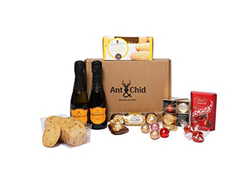Duo Hamper Prosecco Wine Gift set for Her, A Birthday Gift Set for Women - Ideal Best Friend Gift for Women