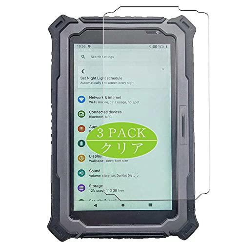 VacFun 3 Piezas Protector de Pantalla, compatible con TRIPLTEK ALPS T7121 Tablet 7' Tablet, Screen Protector Película Protectora (Not Cristal Templado Funda Carcasa)