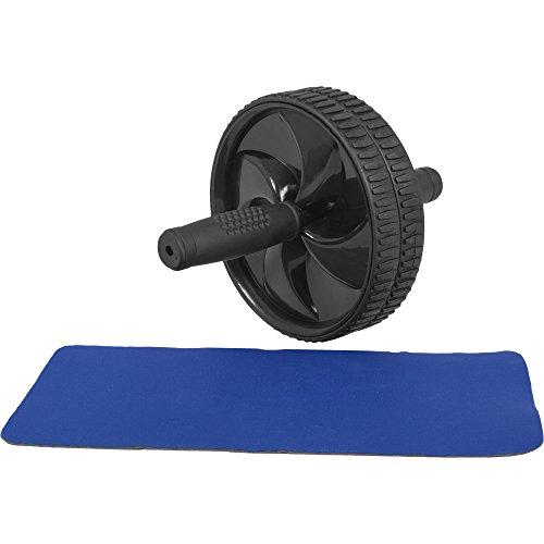GORILLA SPORTS AB Wheel Bauch Roller Bauchtrainer